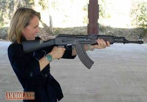 Gabby Giffords - Why does she need such a large magazine?