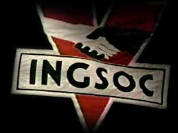 Flag of the IngSoc Party