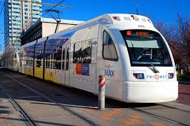 Metro Area Express (MAX) light rail, Portland, Oregon